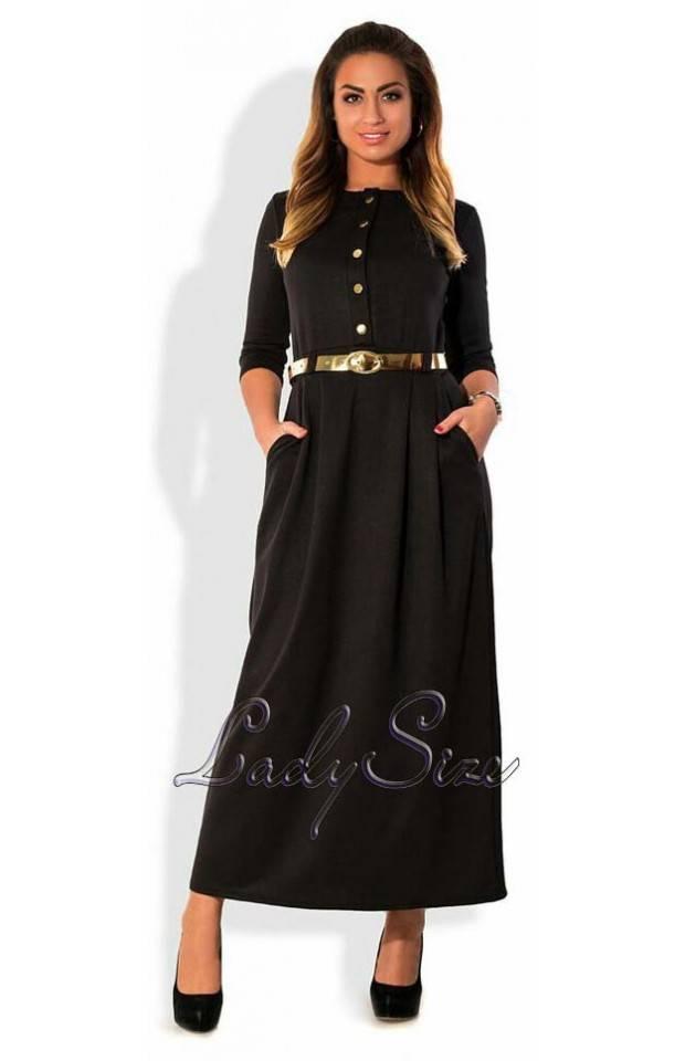 весенние длинные платья в пол