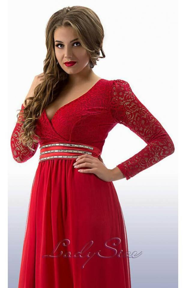 Дешёвые платья для полных девушек